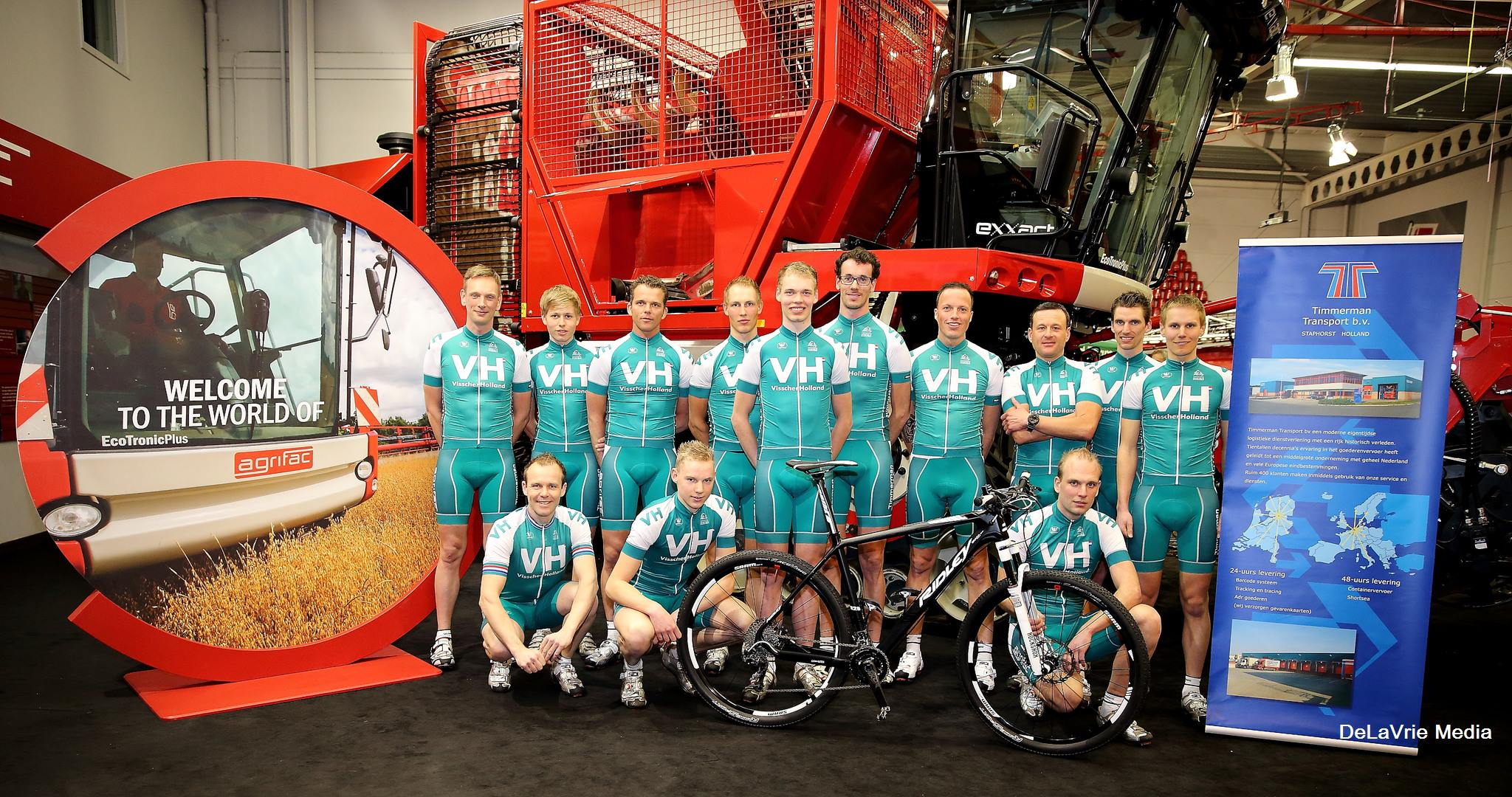 Holland And Holland >> Visscher-Holland – bikesight.nl