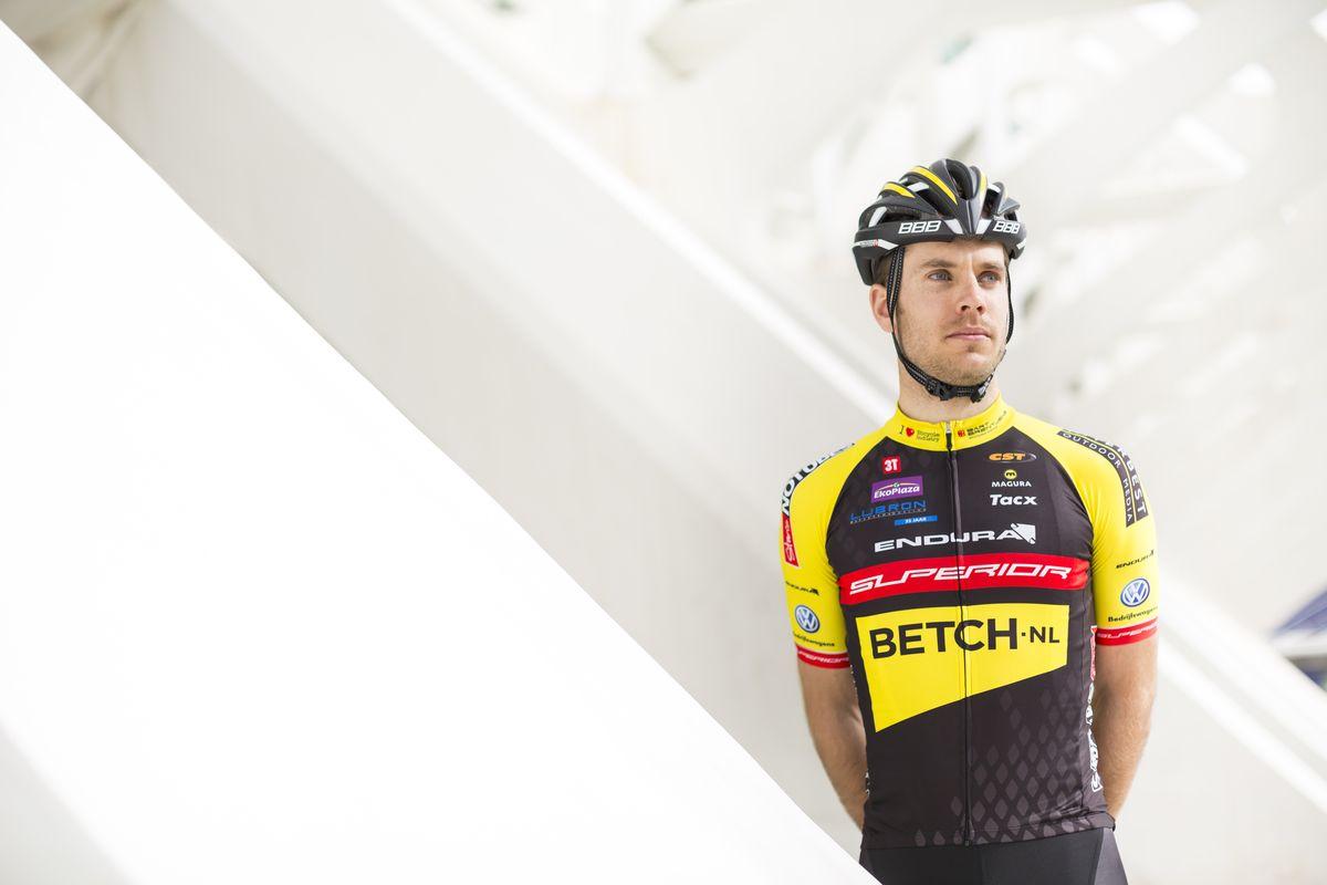 Hans Becking BETCH.nl Superior Brentjens MTB Racing Team 2014